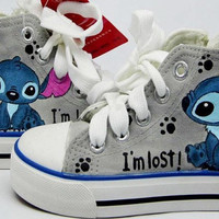 anime shoes Hand Painted Converse Shoes Custom Converse All Star Sneakers Paint on anime shoes