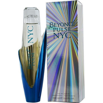BEYONCE PULSE NYC by Beyonce EAU DE PARFUM SPRAY 3.4 OZ