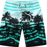 Men Bermuda Swimming Trunks
