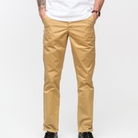 Norse Projects Aros Heavy Chino in Khaki