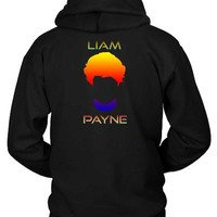 DCCKG72 One Direction Liam Payne Hoodie Two Sided