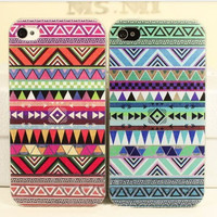 Tribal Hybrid Impact Case for iphone 4/4s/5