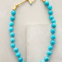 Quartz Gumball Necklace by Catherine Canino