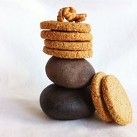 piiqshop - Market Place - Organic Walnut & Brown Sugar Cookies