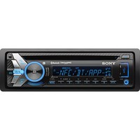 Sony - CD - Built-In Bluetooth - Car Stereo Receiver