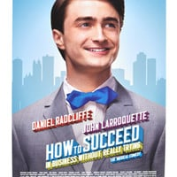 Broadway Merchandise Shop: Broadway Souvenirs and Apparel > Souvenirs > How to Succeed... Daniel Windowcard