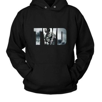 The Walking Dead Hoodie Two Sided