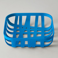 Wicker Bread Basket by Cecilie Manz for Muuto - Free Shipping