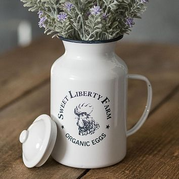 Sweet Liberty Farm Canister