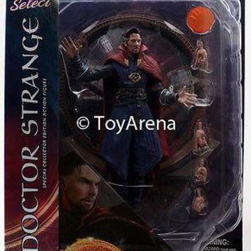 Marvel Select Dr. Strange Doctor Strange Film Action Figure IN Stock Now