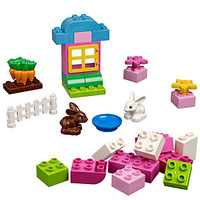 LEGO® DUPLO® Bricks & More Pink Brick Box