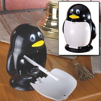 Smokeless Penguin Ashtray