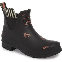 Joules 'Wellibob' Short Rain Boot (Women) | Nordstrom