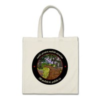 world's greatest roadside attraction tote bag