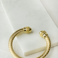 Chunky Marlyn Schiff Bangle