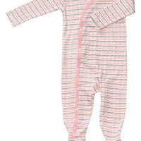 Infant Girl's Petunia Pickle Bottom 'Union Suit' One-Piece