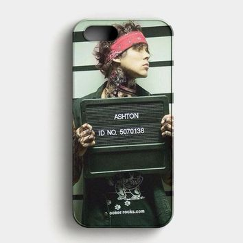 Really Punk Rock Ash iPhone SE Case
