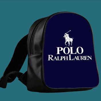 polo ralph lauren for Backpack / Custom Bag / School Bag / Children Bag / Custom Schoo