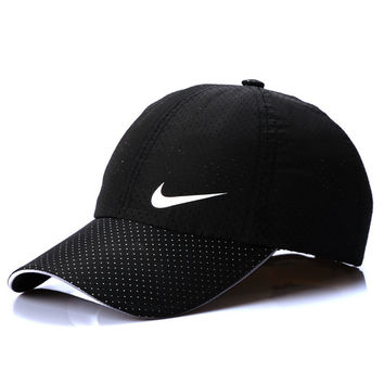 Nike Summer Outdoors Sports Quick Dry Cap Baseball Cap [9468782535]