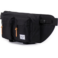 Herschel Supply Co. Eighteen Black Fanny Pack | Zumiez