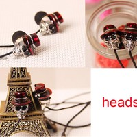 iphone earphone headset headphone so cool (good qaulaity)
