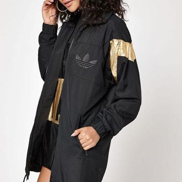 ONETOW adidas Archive Long Track Jacket at PacSun.com