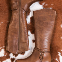 Lariat Tall Riding Boot