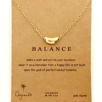 Dogeared Necklace Balance
