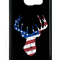 Country Girl® Deer Flag Samsung Galaxy S6 Case/Cover