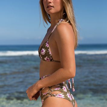 ACACIA Swimwear 2018 Queens Bottom in Capsule Aloha