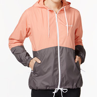 Columbia Flash Forward Fleece Lined Windbreaker - Jackets - Women - Macy's