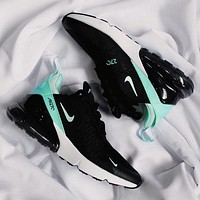 NIKE Air Max 270 Fashion Women Men Casual Air Cushion Running Sneakers Sport Shoes