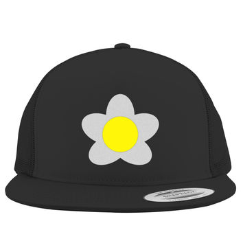 Animal Crossing New Leaf Girl Villager Embroidered Trucker Hat