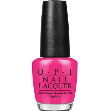 OPI Nail Lacquer - Precisely Pink 0.5 oz - #NLBC1