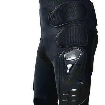 Ski Hips Motorcycle Trousers Motorcycle Rider Protective Gear Cross Country Jockey Wear Racing Wear Motorcycle Armor