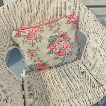 A cath kidston fabric cushion cover