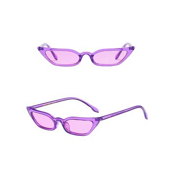 Vintage Cat Eye Glasses (Available in 4 Colors)