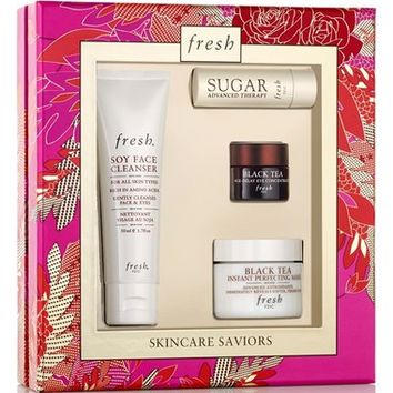 Fresh® Skin Care Saviors Set (Limited Edition) (Nordstrom Exclusive) ($95 Value) | Nordstrom