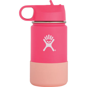 Hydro Flask Kids' 12OZ Wide Mouth Water Bottle - Moosejaw