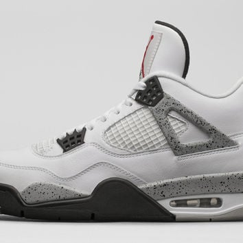 JORDAN 4 WHITE CEMENT 89 OG RETRO