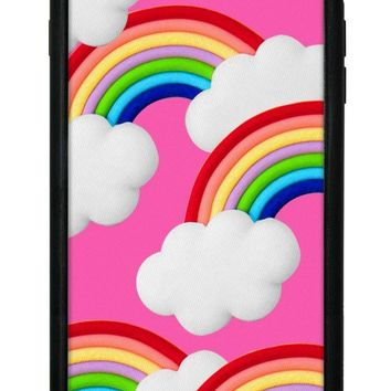 Rainbow Clouds iPhone 6/7/8 Plus Case