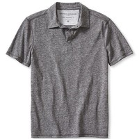 Banana Republic Mens Vintage Knit Polo