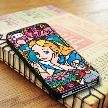 Alice In Wonderland Disney Princess | For iPhone 4/4S Cases | Free Shipping | AH0263