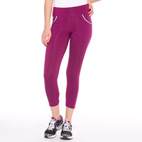 Lolё Bottoms: Shiva Capris with Front Pockets at lolewomen.com