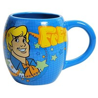 Scooby-Doo Fred Mug - Westland Giftware - Scooby-Doo - Mugs at Entertainment Earth