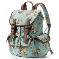 Candie'sFloral Backpack - Follow for more cool stuff :)