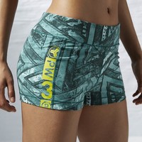 Reebok ONE Series Hot Short - Green | Reebok US