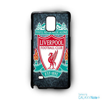 Liverpool FC Football for Samsung Galaxy Note 2/Note 3/Note 4/Note 5/Note Edge phone case