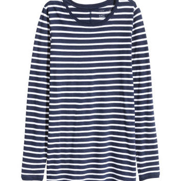 H&M Long-sleeved Top $5.99