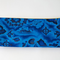 So Long Zipper Clutch, Ode to the Islands